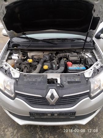 Двигатель 1.5DCI Рено Логан 2